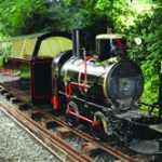 Laxey Mines train