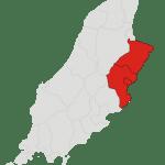 Garff map