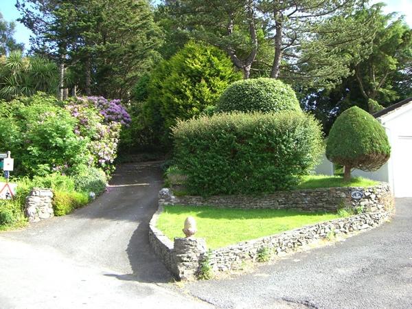 Ramillies Garden Apartment