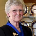 Clare Margaret Christian OBE