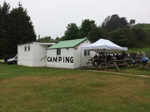 Laxey Campsite